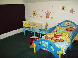Spongebob Bedroom Set by Bedroom Beautiful Spongebob Bedroom Ideas With Wall Color And Bed