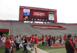 High Point Solutions Stadium - Wikiwand The Future Of Housing At Rutgers Raritan River Review Fat Sandwiches For The Big Ten Off Tackle Empire Iconic Grease Trucks Cut Deal To Relocate Keep Serving Why Rutgers 11 Things Students Should Experience Before They Graduate Buddhaburger With Fries Mayo Pork Roll And God Only 30 Reasons Days Day 29 On Banks Are Dead Long Live The Centurion Top 7 Every Freshman Must Do Alive Campus Chris Ash On Twitter Ru Hungry Trucks Are A Hot Commodity
