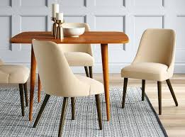 Target Upholstered Dining Chairs Room
