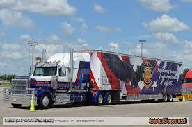 Shell SuperRigs TruckShow - Texas USA