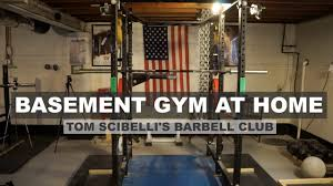 Awesome Rogue Fitness Basement Gym At Home   Tom Scibelli ... Basement Gym Ideas Home Interior Decor Design Unfinished Gyms Mediterrean Medium Best 25 Room Ideas On Pinterest Gym 10 That Will Inspire You To Sweat Window And Big Amazing Modern Center For Basement Gallery Collection In Flooring With Classic How Have A Haven Heartwork Organizing Tips Clever Uk S Also Affordable