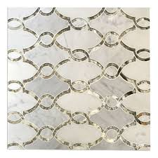 The Tile Shop Lake Zurich Illinois by Luxury Water Jet Mosaic Marble Tile Luxury Waterjet Mosaic Tiles