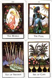 aquarian tarot deck new palladini tarot deck review