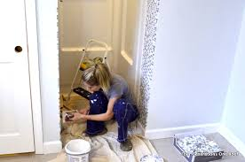 removing wall tile in bathroom home design