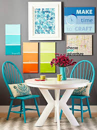 Canvas Wall Art For Dining Room by 50 Beautiful Diy Wall Art Ideas For Your Home