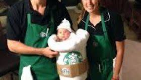 Coffee Costume Source Starbucks Halloween View Larger Themed How To Make A