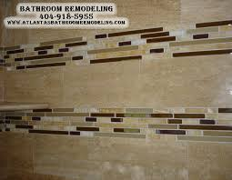 shower glass tile border ideas kaf mobile homes 49127