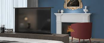 tv lift einbaulösungen monitorhalterung monlines de