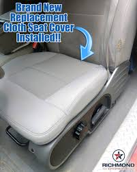 2004-2006 Ford F-150 XLT Cloth Seat Cover: Driver Bottom, Gray ... Best Way To Restore King Ranch Ford Truck Seats Youtube Replacement Super Duty F250 F350 Oem 2001 2002 2003 1989 F150 092014 Clazzio Leather Seat Covers 7201 1967 F100 Ranger Red Obsession Hot Rod Network 100 Bench For Sale Van Ebayamazon Com 02003 Lariat Cover Driver Bottom Tan New Explorer Price Photos Reviews Safety 20 Inspirational Ford Motorkuinfo 2016 Center Console Install Crew Cab Replacement Interior