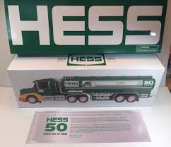 100 Top Trucks Of 2014 Hess Truck 50th Anniversary 1964 Collectors Limited