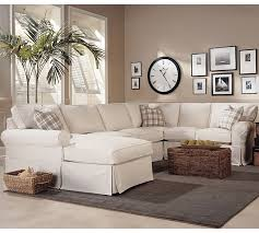 Rowe Nantucket Sofa With Chaise by Rowe Slipcovered Sectional Sofa U2013 Mjob Blog