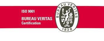 logo bureau veritas certification isp npp nas of obtain the certificate of conformity for