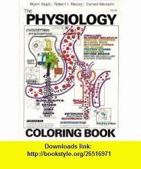 The Physiology Coloring Book Wynn Kapit ASIN B000HPXY88 Tutorials Pdf