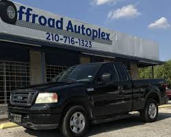 2004 Ford F-150 For Sale In San Antonio, Texas 78237 Best Of Diesel Trucks In San Antonio 7th And Pattison Rickshaw Stop Food Truck Stops Rolling Expressnews Karma Kitchen Food Truck For Sale In Texas Fresh Used For By Owner Corpus Christi Tx 2018 Ram 2500 Big Horn Sale New Walmart 9 People Dead After Sweltering Trailer Found Cnn Limited Windshield Repair The Best Mobile Rock Kenworth Tx On Toyota Dump As Well With Largest Plus