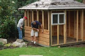 Plans To Build A Small Wood Shed by Should I Use Shed Plans To Build My Next Garden Shed