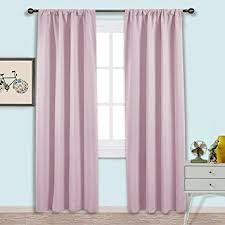 Amazon NICETOWN Living Room Blackout Curtains Nursery