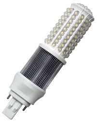 led 7 watt wall sconce l pl13 gx23 or g24u watt man