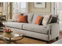 American Furniture Popstitch Dove 1953 2021 Sofa