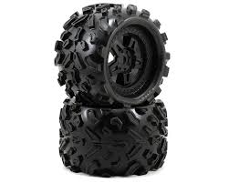 100 Monster Truck Wheels ProLine 40 Series Big Joe Tire WTech 5 Wheel 2