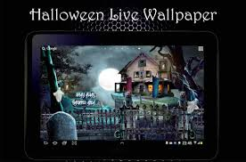 Scary Halloween Ringtones Free by Halloween Live Wallpaper Android Apps On Google Play