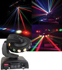 American DJ Accu UFO Pro DMX Intelligent Light – LED Lighting Blog