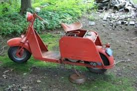 Vintage Motor Scooters Raisal And Antiques Estate Raisals Liquidations