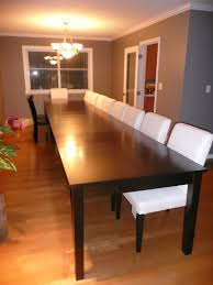 Dining Table Extends To 16 Feet With Osborne Slides