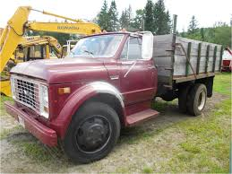 1972 GMC 5500 Grain | Farm | Silage Truck For Sale Auction Or Lease ...