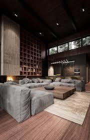 100 Home Interiors Magazine Rich Exquisite Modern Rustic Interior