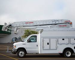 100 Bucket Truck For Sale By Owner Van Ladder S Elevating You To New Heights