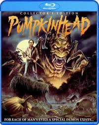 Wnuf Halloween Special by The Horrors Of Halloween Scream Factory U0027s Pumpkinhead Cover Art