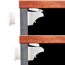 Magnetic Locks For Furniture by 8 Locks U0026 2 Keys U2013 Vanguard Safety Magnetic Cabinet Locks U2013 Self