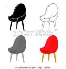 arriere plan de bureau animé style illustration bureau symbole isolé dessin animé