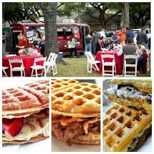 The Waffle Bus - Houston Food Trucks - Roaming Hunger