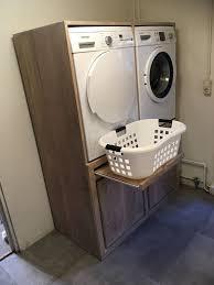 waschmaschinenschrank aus massiver eiche www kaldenbach
