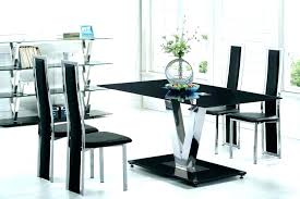 Modern Dinner Table Set Modern Dining Table Set Contemporary Formal