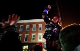 Athens Ohio Halloween by Halloween On Court Street Sam Owens Photojournalist