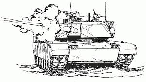 Army Tank Coloring Pages To Print Get This Within