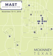 100 Cedar Street Studios About MAST McKinney Art Studio Tour