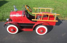 Red Deluxe Fire Truck Roadster Pedal Car | #1889170820 Baghera Fire Truck Pedal Car Justkidding Middle East Steelcraft Mack Dump Pedal Truck 60sera Blue Moon 1960s Amf Hydraulic Dump N54 Kissimmee 2016 Mooer Red Multi Effects At Gear4music Gearbox Volunteer Riding 124580 Toys Childrens Toy 1938 Instep Ebay New John Deere Box Jd Limited Edition Rare American National Hose Reel Kids Cars Buy And Sell Antique Part 2
