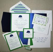 Rustic Wedding Invitations With Oak Tree My Personal Artist