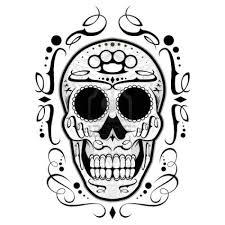 Pin De Jo Anne En Sugar Skulls Skull Sugar Skull Y Candy