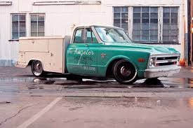 The 1968 Chevy Custom Utility Truck That Nobody's Seen - Hot Rod Network