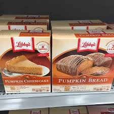 Libbys Pumpkin Muffins Calories by Found Libby U0027s Pumpkin Cheesecake U0026 Pumpkin Bread Kits Snack Gator
