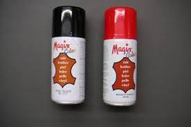peinture pour canapé simili cuir peindre du cuir peinture opaque base dueau orange fluo color