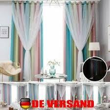 sterne gardinen und vorhänge in grau günstig kaufen ebay