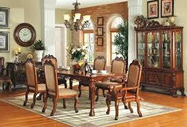 Dining Room Table Styles Traditional Set Sets Style Fancy And Chairs Remarkable Decoration