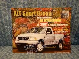 2001 Ford Truck XLT Sport Group F-150 Original Dealer Sales Card ... Used 2001 Ford F350 Super Duty For Sale In Houston Tx Cargurus Awesome Ford F150 Headlights Photos Alibabetteeditions Truck Xlt Sport Group Original Dealer Sales Card F250 73l Powerstroke Diesel 5 Speed Des Moines Ia Near Ankeny Urbandale Grimes Used Ford F650 Flatbed Truck For Sale In Al 3121 For Classiccarscom Cc978152 2ftrx07l51ca05661 Silver On Fl Tampa 12003 Crew Dual 12 Subwoofer Sub Box Motormax 124 Off Road Flareside Supercab Die Supercab Pickup Truck Item Dc4453 Sold A File2001 Lightning 12882326134jpg Wikimedia Commons