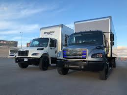 100 Electric Trucks Freightliner Shows First Electric Trucks Truck News