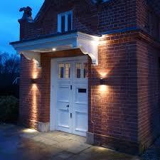 outdoor wall mounted lighting modern outdoor wall lighting